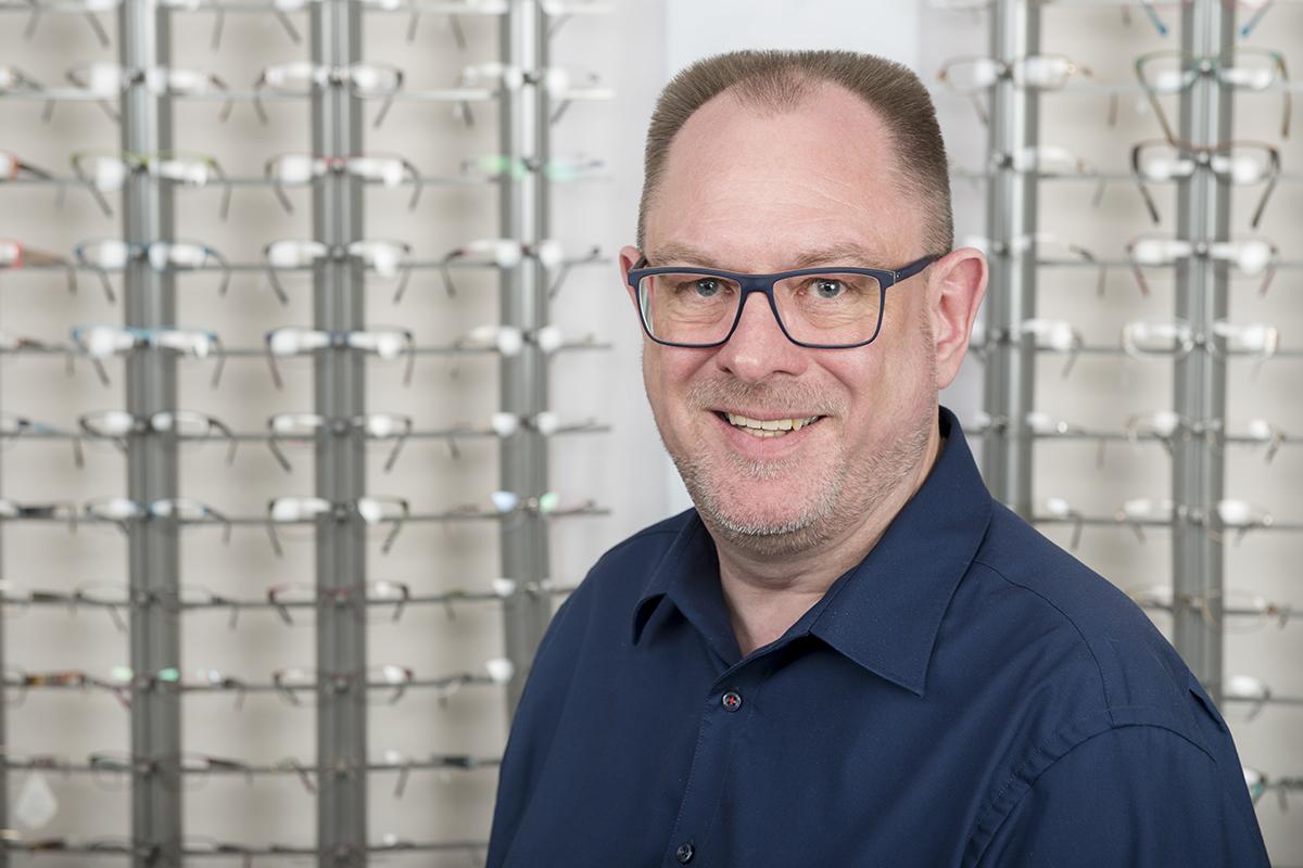 Ihr Experte für Low Vision Lesehilfen in Kiel: Herr Jakobs